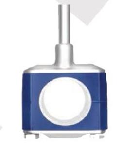 Dixon Sanitary B24V-TM Pipe Size Hang Plate Block Hangers