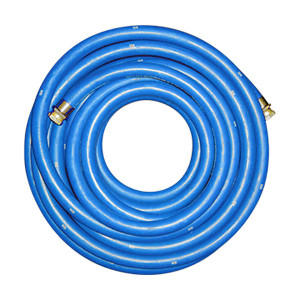 Continental ContiTech 1 1/4 in. Blue Low Temp Fuel Oil Delivery Hose w/ Male x Female NPT Ends