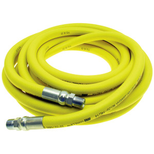Continental ContiTech 1/4 in. Gorilla 500 PSI Air Hose Assemblies w/ Crimped Male NPT Fittings
