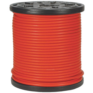 ContiTech Frontier (formerly Continental ContiTech Horizon) 250 PSI Standard Air Hose - Hose Only - Red - 1/4 in.