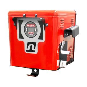 Fill-Rite Cabinet Dispenser w/ 900CDP Meter & FR310VN Fuel Transfer Pump - 26 GPM