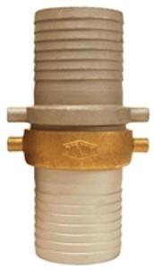 Dixon Aluminum Pin Lug Set with Brass Nut