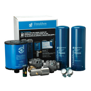 Donaldson Clean and Dry Diesel Kit - 4 Micron
