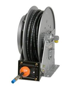 Hannay N700 Series 47-11 Spring Rewind Reels with 3/8 in x 50 ft. Hose