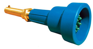 Civacon Blue Plug Only for Scully Systems