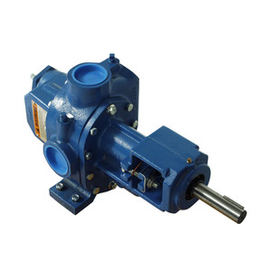 Ranger 4 in. Flange 358 GPM Helical Gear Pump w/ Buna-N Mechanical Seal