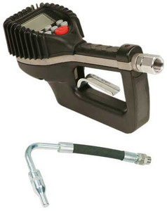 Liquidynamics BP100 Series Preset Meter w/ Flex Spout & Auto Tip