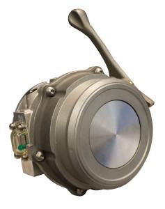 Civacon API Bottom Loading Adapters Openable w/Aluminum Handle w/ Sight Glass