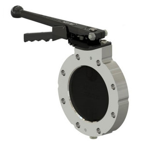 Betts 3 in. TTMA Flange Aluminum Wet-R-Dri Metering Valve - Buna