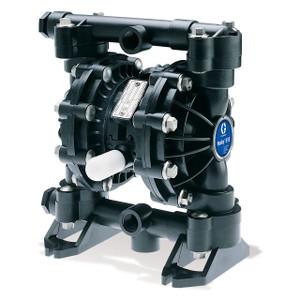 Husky 515 Acetal Air-Operated 1/2 in. Double Diaphragm Pump w/ Acetal Seats & Buna-N Balls & Diaphragms