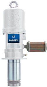 Fire-Ball 425 50:1 Air Powered Piston Grease Pump - for 400 lb Drum