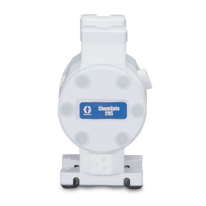 Graco ChemSafe 205 1/4 in. PTFE Air-Operated Double Diaphragm Pumps w/ PTFE Diaphragms