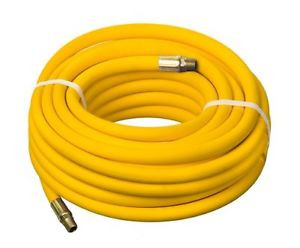 A1661 Series 600 PSI PVC/Polyurethane Blend Reinforced Spray Hose - 3/8 in.