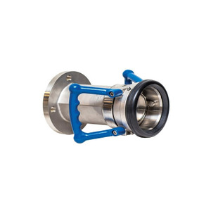 Dixon 3 in. Stainless Steel Dry Disconnect Couplers x 150# ASA Flanges