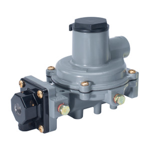 Emerson Fisher Type R232A 1/4 in. FNPT x 1/2 in. FNPT Integral Two Stage Regulator w/ 10.2-13 in. w.c. Spring, 550K BTU/HR