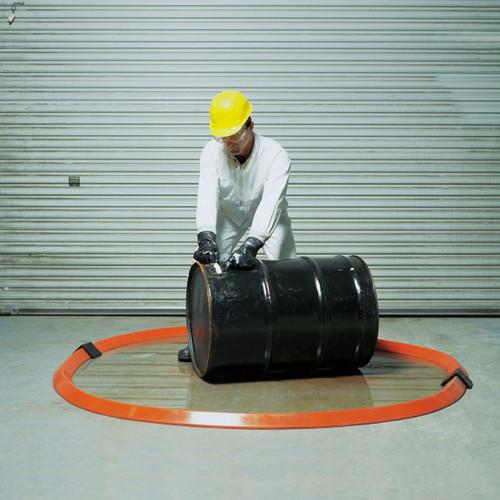 Ultra Tech Spill Containment : Ultratech spill containment berm orange john m