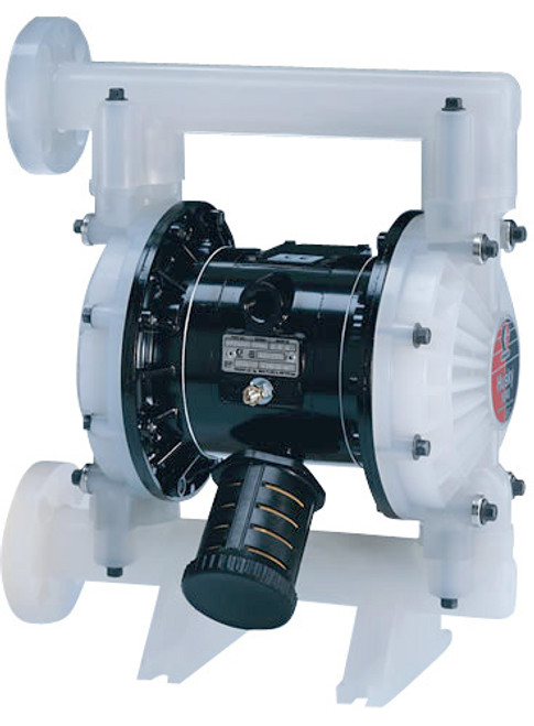 Husky polypropylene 1050 air operated double diaphragm pump w husky polypropylene 1050 air operated double diaphragm pump w polypropylene seats ptfe diaphragms and an end flange john m ellsworth co inc ccuart Image collections
