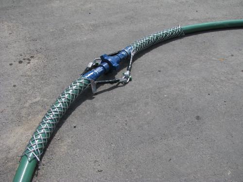 "American Iron Works Whip Socks - 1 1/8"" - 1 1/2"" - 27"" - 8"" - 35"" - 12,000 lbs."