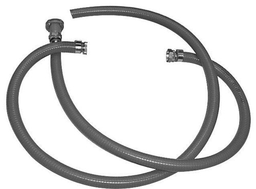 Kuriyama ORV 1 in. Oil Resistant Suction & Discharge Hose Kits - 20 ft. Discharge Hose