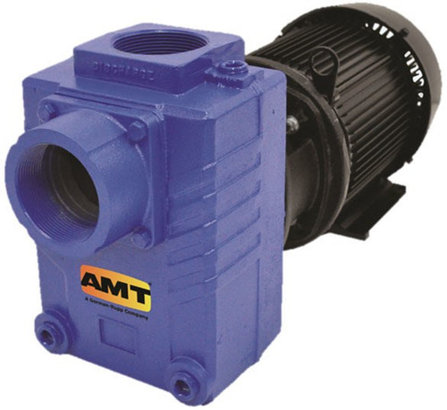 AMT/Gorman Rupp 3 in. Cast Iron Self-Priming Centrifugal Pumps - B - 5 - 230 - 1 PH - 310