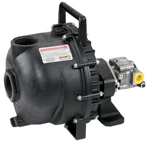 Banjo 3 in. Hydraulic Driven Polypropylene Pump - 12 HP, 300 GPM
