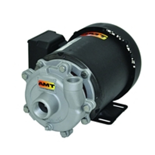 AMT Straight Centrifugal Pump Stainless Steel - A - 1/3 - 115/230-1PH - 34 - 3/4 in. x 1/2 in.