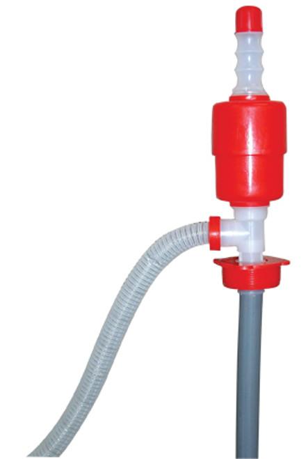 JME 5 GPM 15 to 55 Gal Drum Siphon Pump