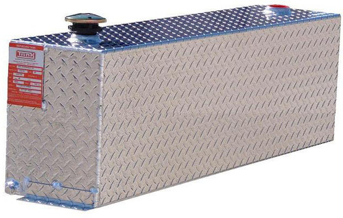 46 Gallon DOT Aluminum Rectangular Refueling Transfer Tank