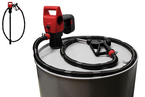 National Spencer 19.2V Rechargeable Battery Operated Drum Pump