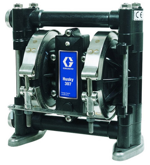 Husky 307 air operated 38 in double diaphragm pumps john m double diaphragm pumps john m ellsworth co inc ccuart Choice Image