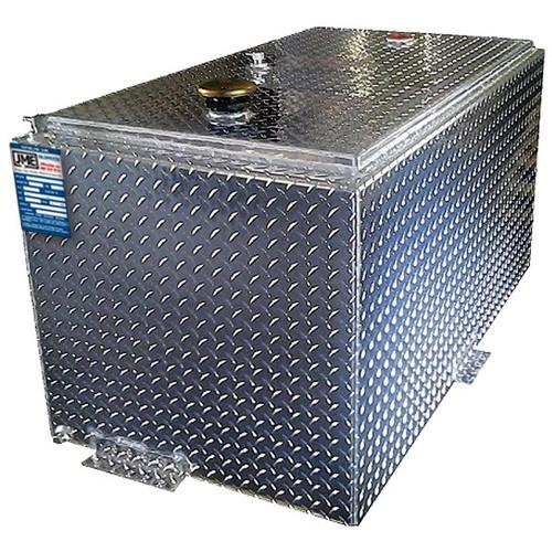 110 Gallon Aluminum Double Wall Refueling Transfer Tank