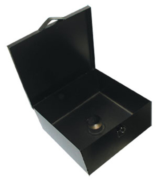 3 1/2 Gal Spill Containment Box - 2 in. Male NPT