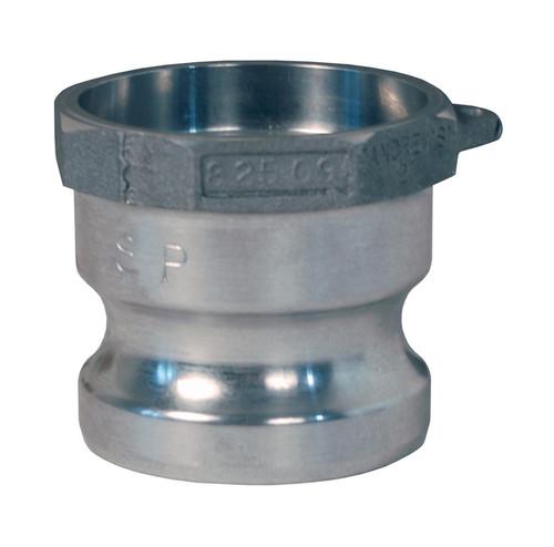 Dixon aluminum part a socket weld adapter john m