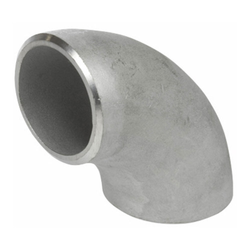 Smith Cooper 304 Stainless Steel 1 1/4 in. 90° Long Radius Elbow Weld Fittings - Sch 40
