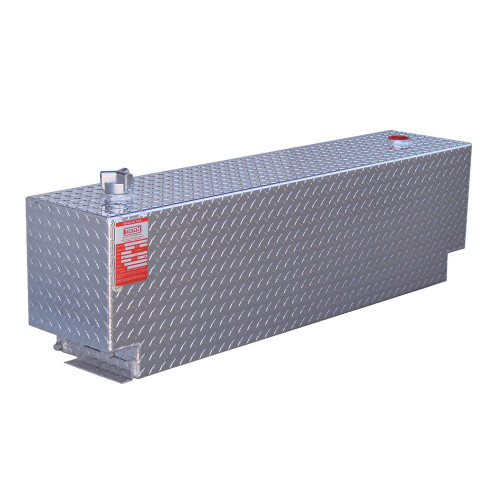 43 Gallon DOT Aluminum Rectangular Transfer Tank