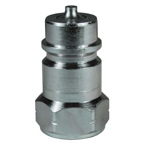 Bosu Ball Valve Plug: Dixon FTP 1 In. 2500 PSI Steel Ball Valve Plug ISO5675 W