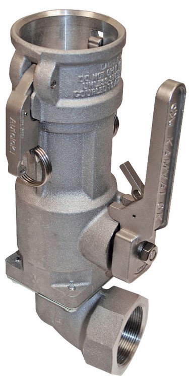 Opw in aluminum es series couplers john m