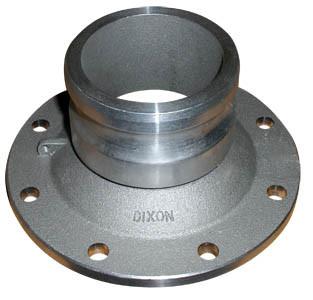 Dixon Aluminum 3 In Adapter X 4 In Ttma Flange John M