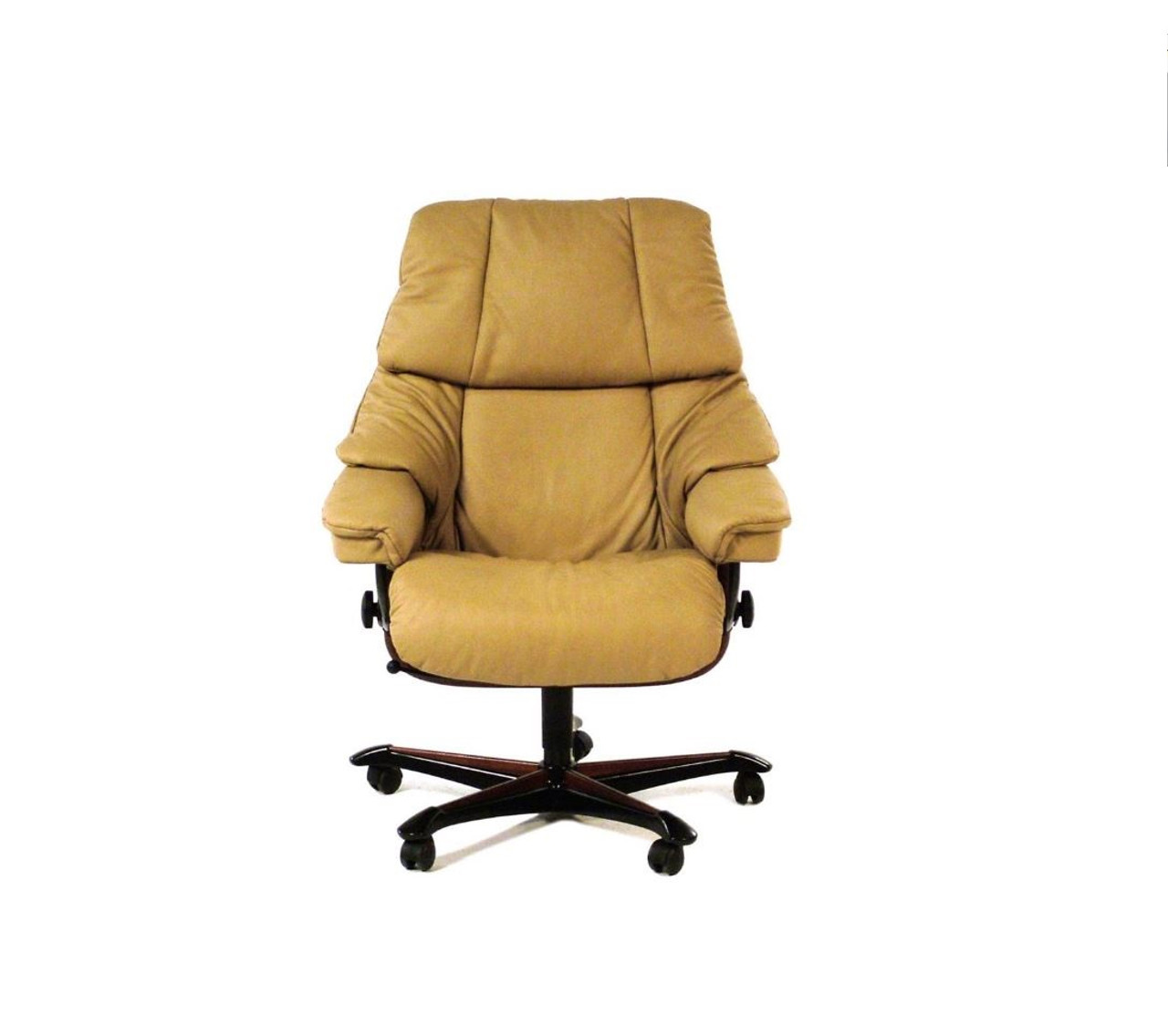 Ekornes Stressless Reno Office Chair Authorized