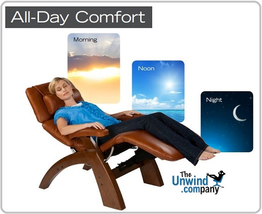 Human Touch Zero Gravity Perfect Chair- PC 500 Recliner