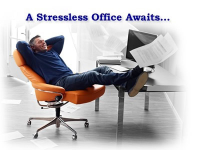 Stressless Magic Office Chair