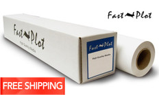 FastPlot Polypropylene Banner 8 mil WP 24 x 10FT