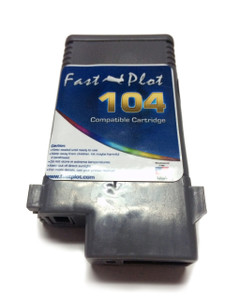 Ink Tank replace  PFI-104M for Canon printers, color:  Magenta
