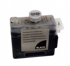 Ink tank for Canon BCI-1421 W8400, W8200, color:  Black