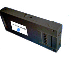 FastPlot Compatible Ink Cartridge Replacement for Seiko - Cyan 64S / 100S 1L