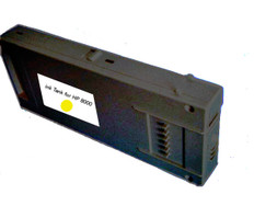 FastPlot Compatible Ink Cartridge Replacement for Seiko - Yellow 64S / 100S 1L