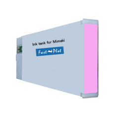 FastPlot Compatible Ink Cartridge Replacement for Mimaki JV3 (SS2) - Light Magenta 220ml