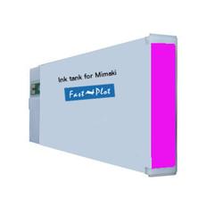 Ink tank replacement for Mimaki JV33 & JV5 (ES3) - Magenta 440ml (SOLC-MIM-440-M-ES3)