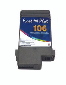 Ink Tank 106 for Canon printers, color  Red