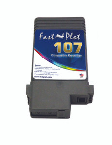 Ink Tank 107 for Canon printers, color  Black